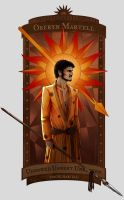 Oberyn Martell by 6worldangel9