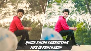 Quick Color Correction Tips by hasshasib001