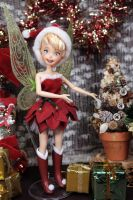 Tinker Bell of Christmas day by RYfactory