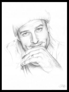 Josh Holloway 1 by Zindy