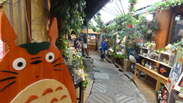 studio ghibli store  3 by pdgrizzles