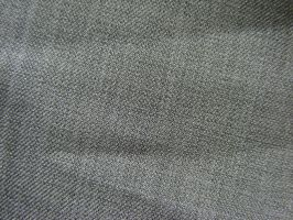 Gray Fabric 1 by Artfans