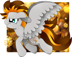 [MLP] Golden Rain (PC) by AmberPone