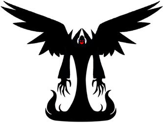 Malachor, the Dark Lord (with wings) by venjix5
