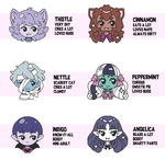 Monster babies by zambicandy