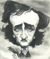 Nevermore poe by Reyes031