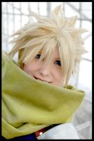 Cloud Strife - FFVII by Evil-Uke-Sora