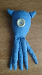Coraline  plush octopus... by Anonymous---Lucifer