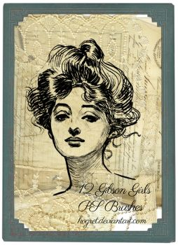 Gibson Girls PS Brush by hogret