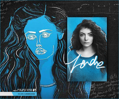 Lorde by monagory