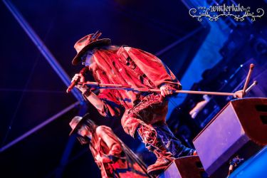 Fields of the Nephilim Brutal Assault 2013 by Wintertale-eu