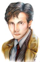 Doctor Whom ..? David Tennant by David-Tennant-Fans