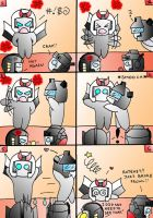 Autobot Version Kisses PxJ by MirrorOfSin