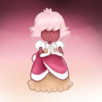 Padparadscha by BlankCrossover