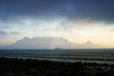 Table Mountain by SanityFound