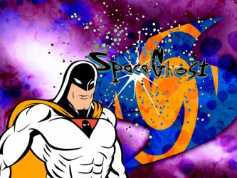 Space Ghost Wallpaper By Yomark On Deviantart