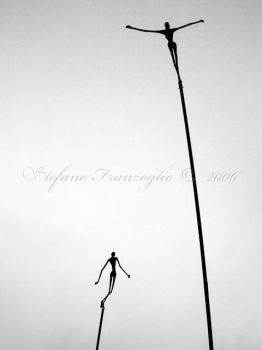 Equilibrists by ilfranzo