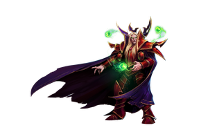 Kael'Thas Sunstrider - Heroes of the Storm by PlanK-69