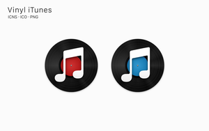 Vynil iTunes for macOS by octaviotti