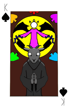 King of Spades: 'Kirk Grimes' by Shadymissionary