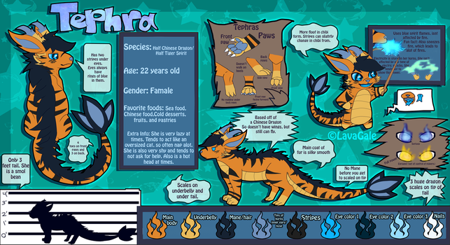 Tephra Ref Sheet 2018 done by LavaGaleProduction