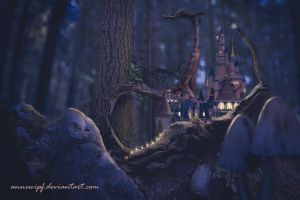 Fairy Castle by annewipf