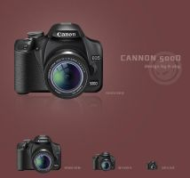 CANON 500D ICON by Rskys