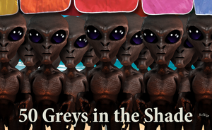 50 Greys in the Shade by JWraith