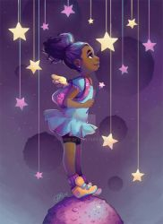 Wish upon a star by GDBee