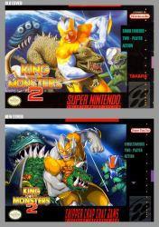 ChipperChapChatJAMS - King of the Monsters 2 by theCHAMBA