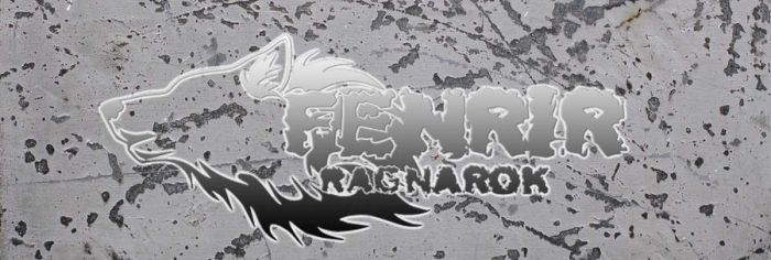 Logo Fenrir by amateurbrazilian