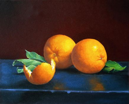 Tangerinas by edschiffer