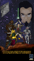 Aventures Saison 3 : Starventures by S4turn-Art-on-Gaming