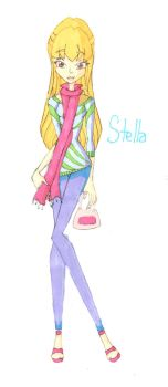 Stella Back to School EN Magazine Contest Entry by Me-Random-Thoughts