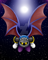 Meta Knight by Catakat
