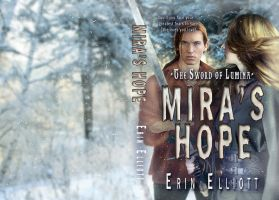 Mira's Hope - Wrap-around Book Cover by SBibb