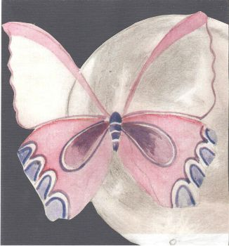 Butterfly Fly Away by Winnie1996