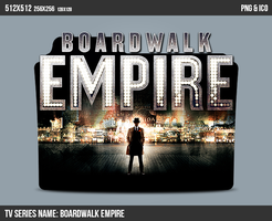 Boardwalk Empire Folder ICON by kasbandi