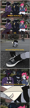 Shoelaces by LilBigHuman