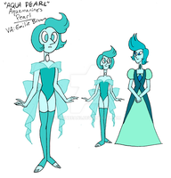 SU - Teal Pearl by queenbean3