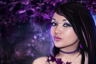 Ultra Violet by Soul-Invictus