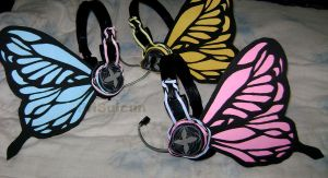 Headphones Vocaloid- Magnet by PriSuicun