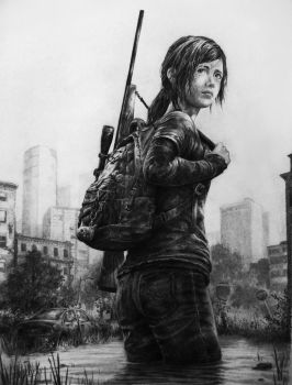 Ellie (The Last of Us) by crb3617