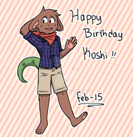 Koshi's Birthday by lunar-neo