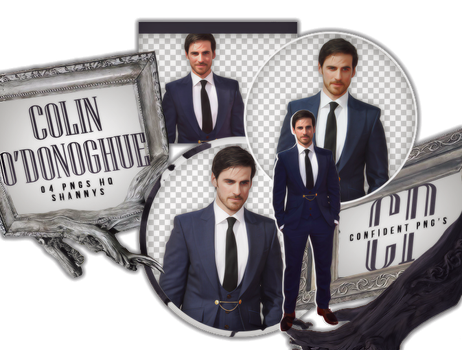 Png Pack 595 // Colin O'Donoghue by confidentpngs
