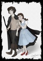 Liir and Dorothy by Cor104