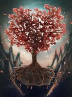 The Floating Tree (Etsy CM) by Anspire