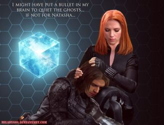 If not for Natasha by Milady666