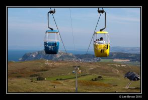 The Great Orme by Leeby