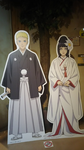 NaruHina Wedding In J World Tokyo by AiKawaiiChan